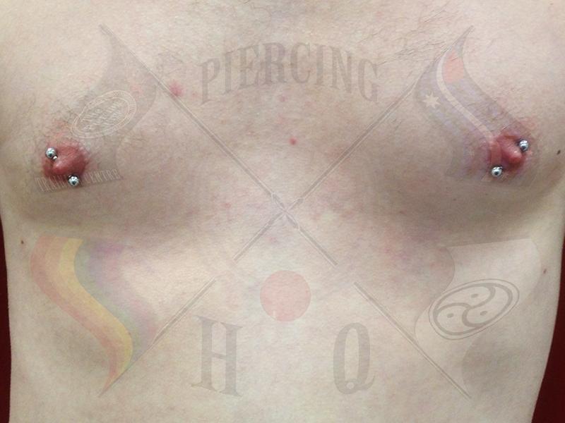 PHQP Nipple Male Pair Diagonal Bars wtmk