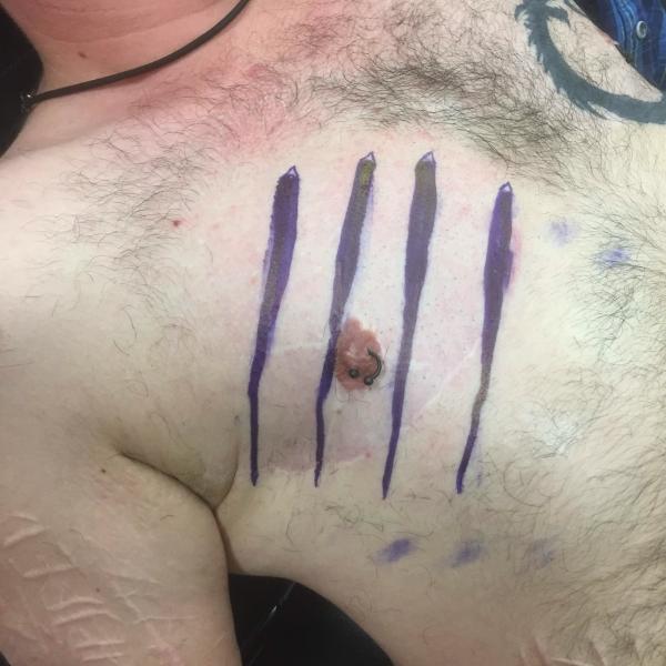 Human Branding Healed