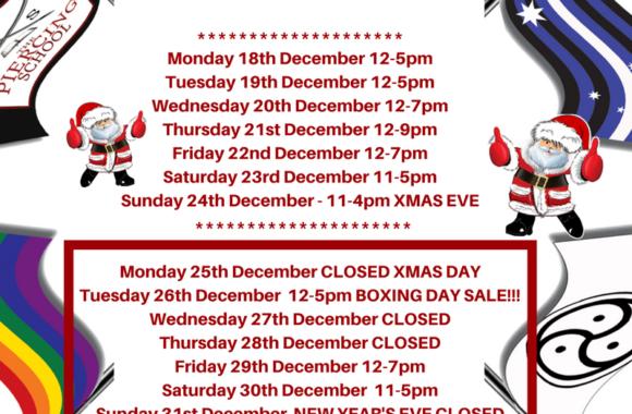 Christmas Trading Hours 17